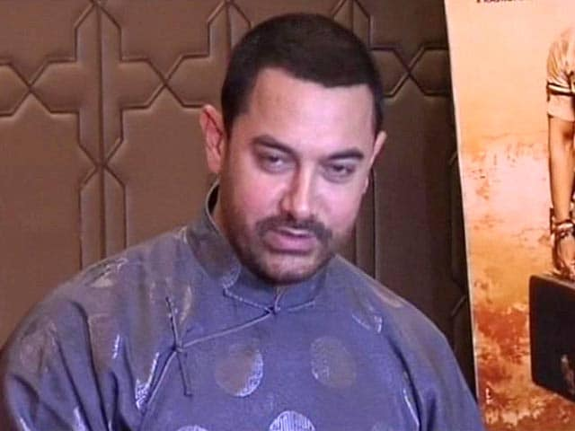 Video : No all-Khan Film, Says Aamir