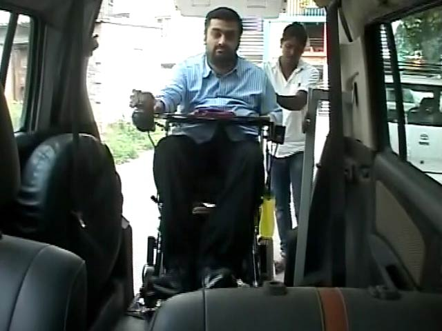Video: Bengaluru Taxi Service Increases Mobility for Differently Abled, Senior Citizens