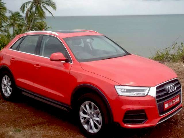 What's New: Audi Q3 Facelift