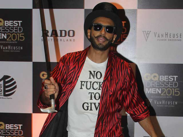 I Follow My Instinct: Ranveer Singh on Fashion