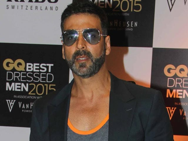 Fashion and Fitness Complement Each Other: Akshay Kumar