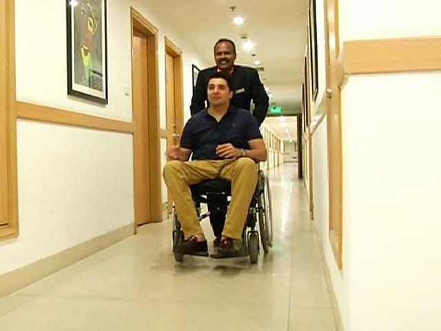 Video : Enabling India: Accessible Hotels