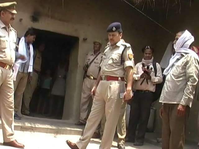 Video : Minor Girl Burnt Alive Allegedly After Father Stops Intruders From Plucking Mangoes