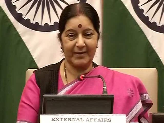 Video : In Lalit Modi-Sushma Swaraj Controversy, a Blame Game Between Top Ministries