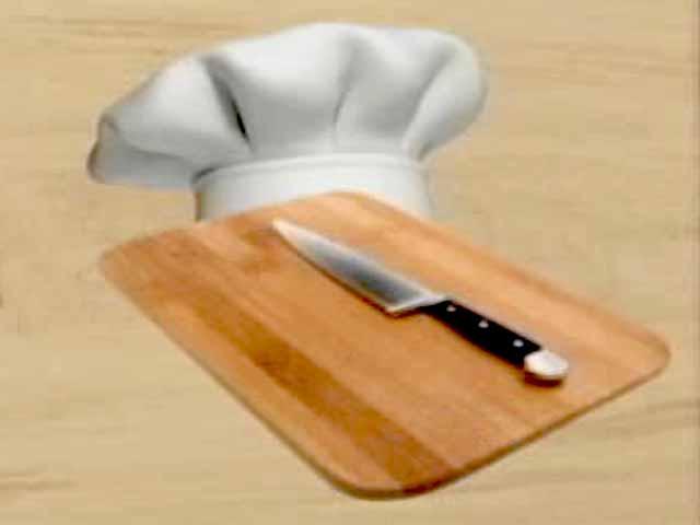 Video : What's Cookin', Goodlookin'?