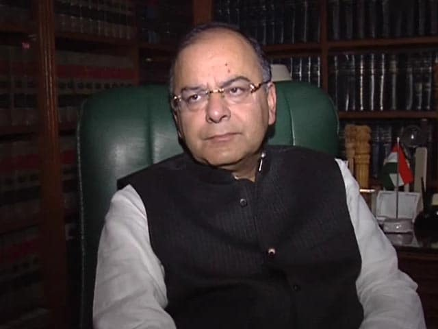 Video : 'Confusion' Over Shades of Blue in Notice Against Lalit Modi, Says Arun Jaitley