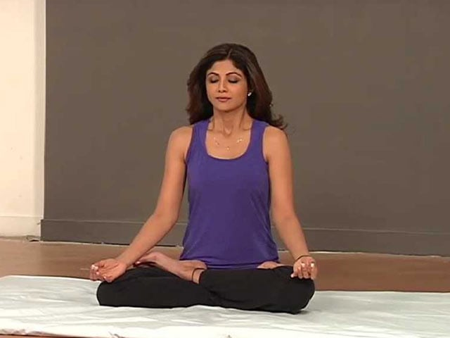 Video : Shilpa Shetty on the Benefits of Yoga