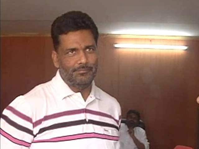 Video : Bihar Lawmaker Pappu Yadav Allegedly Threatened to Hit Airhostess With Slippers