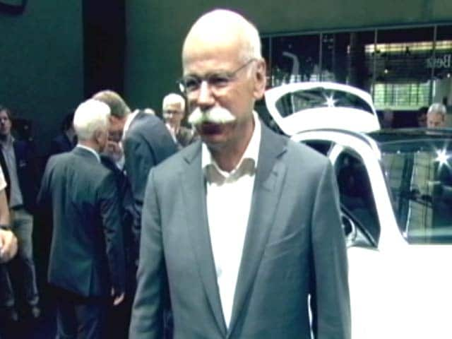 Video : Will Stay Number One in India: Mercedes-Benz Boss