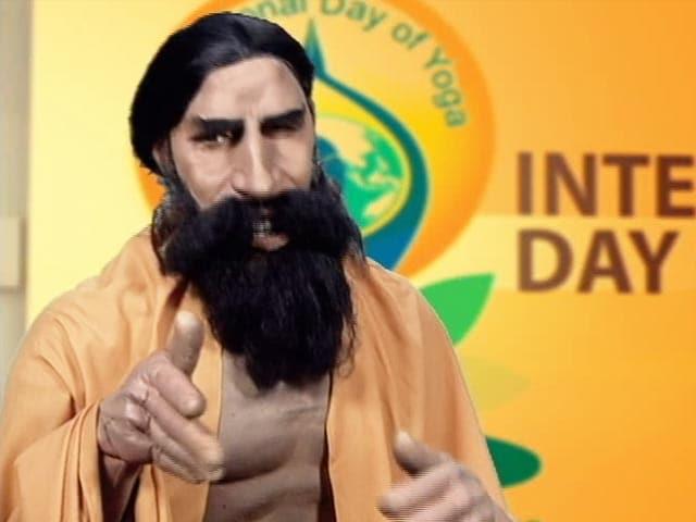 Video : International Yoga Day