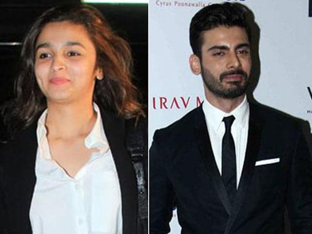 Video : Fawad Khan and Alia Bhatt to Sing for <i>Kapoor and Sons</i>