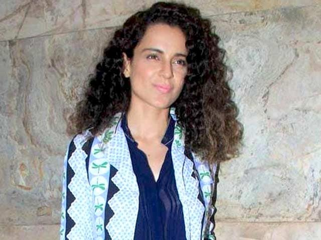 Kangana Ranaut's Dance of Glory For Rangoon