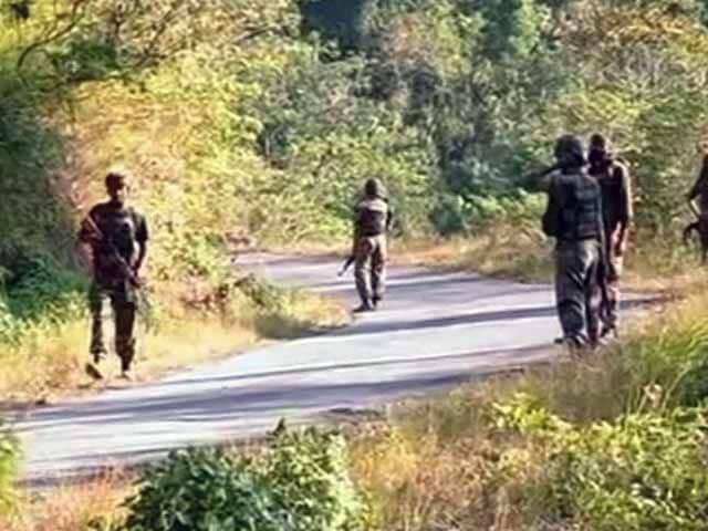 Video : Villages Near Manipur Ambush Site Still Deserted as Residents Put Off Return