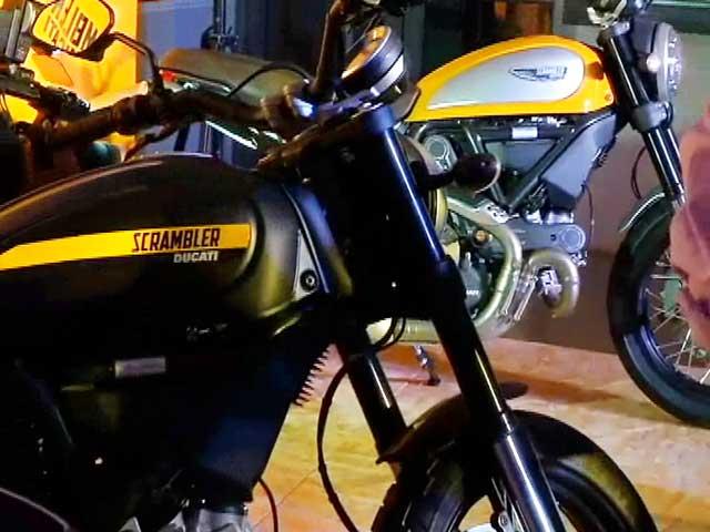 Videos : डुकाटी ने भारतीय बाजार में उतारे स्क्रैंबलर बाइक के दो वेरिएंट