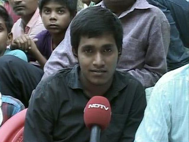 Video : Overcame All Odds To Achieve This Feat, Says UP Labourer's Son Who Cracked IIT