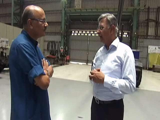 Video : कल्याणी ग्रुप ने तैयार की हर तरह का गोला बारूद फायर करने वाली 155 एमएम की तोप