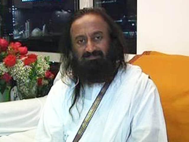 Video : Keep Yoga Above Politics: Sri Sri Ravi Shankar Talks to NDTV