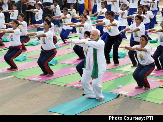 Video : International Day of Yoga: From Rajpath, PM Modi's Global 'Soft Power' Push