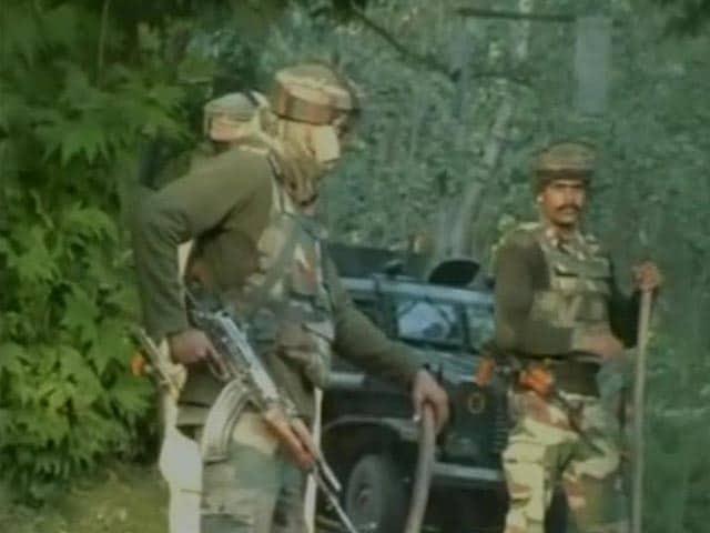 Video : Civilian Killed Near Encounter Site in Jammu and Kashmir's Kulgam District