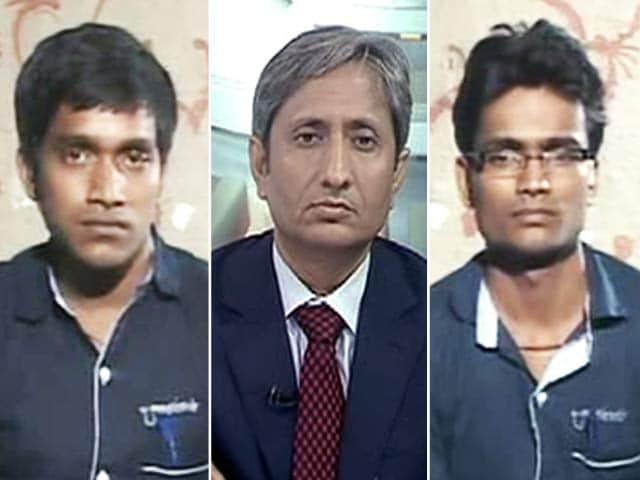 Video : IIT प्रवेश परीक्षा में सफल होकर मिसाल बने मजदूर के दोनों बेटों से मुलाकात