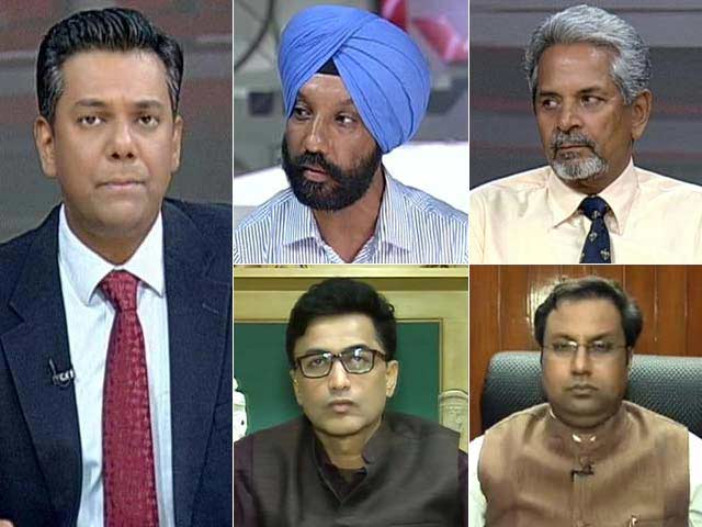 Video : One Rank One Pension: Soldiers' War Cry