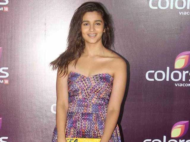 Alia to Become a Lefty on the Sets of Kapoor and Sons