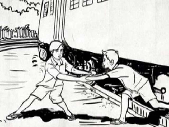 Videos : नीतीश की चुनावी टीम ने कमर कसी, कार्टूनों में लाए CM का सफरनामा