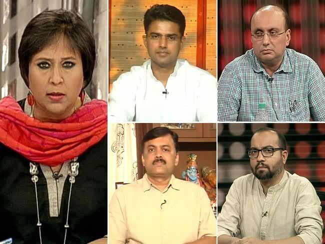Video : Tweeting LaMo Divides Team NaMo: Has Lalit Modi Row Split BJP Wide Open?
