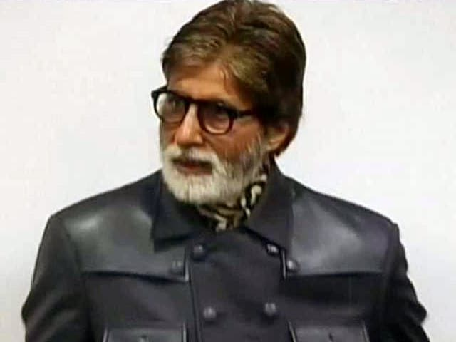 Video : Big B May Star in Superhero Film With Ranbir, Alia