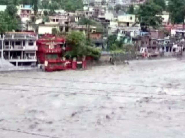 Videos : नेशनल रिपोर्टर : फिर मुसीबत में पहाड़