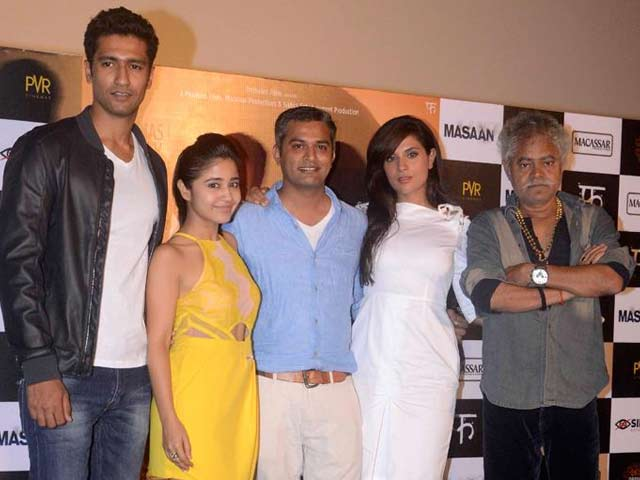 Video : <i>Masaan</i> Cast Is Over the Moon With International Recognition