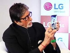 Amitabh Bachchan on Cell Guru