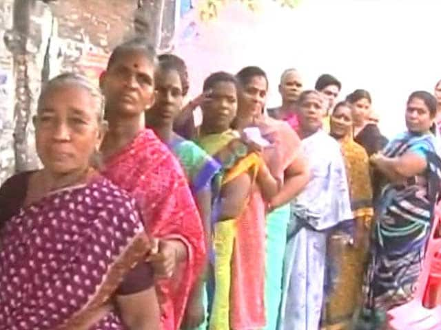 Video : Must-Win Election for Jayalalithaa Ends