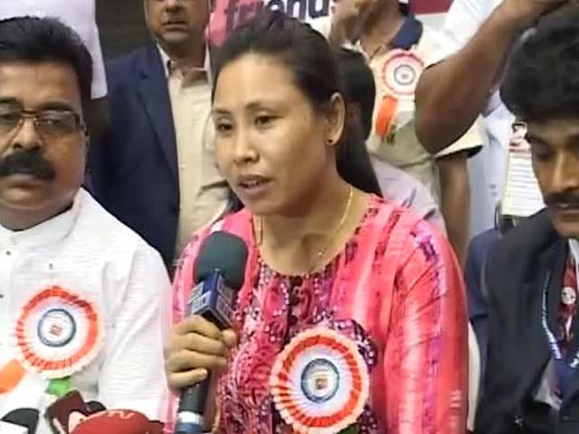 Video : Sachin Tendulkar's Support During Tough Times a Motivation: Boxer Sarita Devi