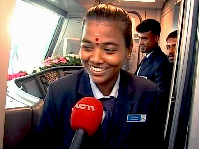 Video : 'Chennai, You are in Safe Hands': Woman Who Drove City's First Metro