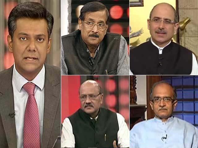 Video : 'Palace Coup' in Lalit Modi-Vasundhara Raje Saga?