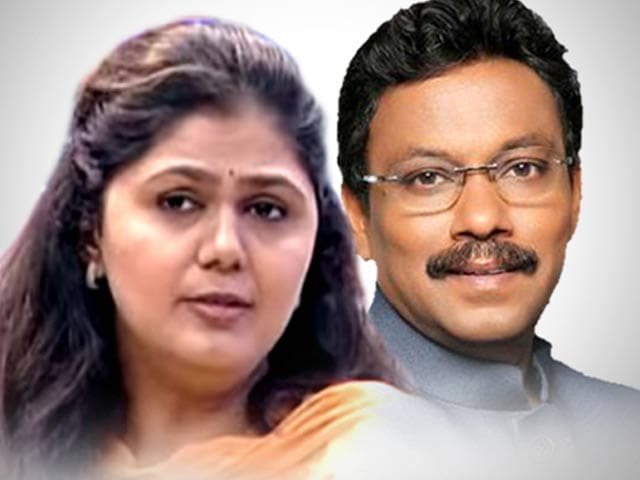 Video : Fadnavis Government Hit by Second Scam Allegation, This Time Over Minister Vinod Tawde