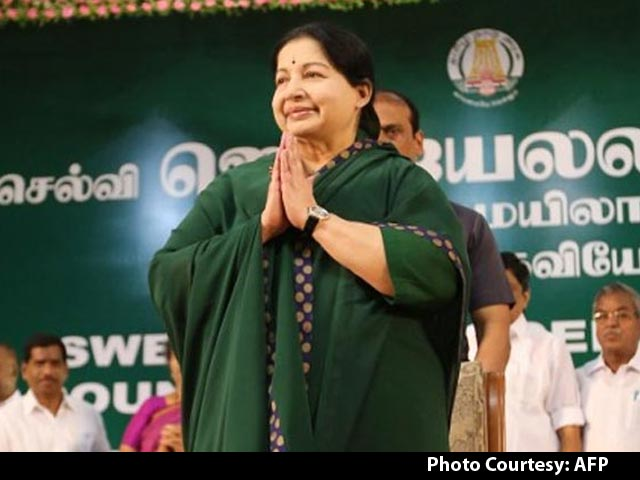 Video : Jayalalithaa, Unsurprisingly, Wins RK Nagar By-Election by Massive Margin