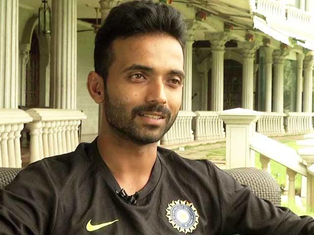 Video : Ajinkya Rahane Ready to Take the 'Throne' of Indian Cricket