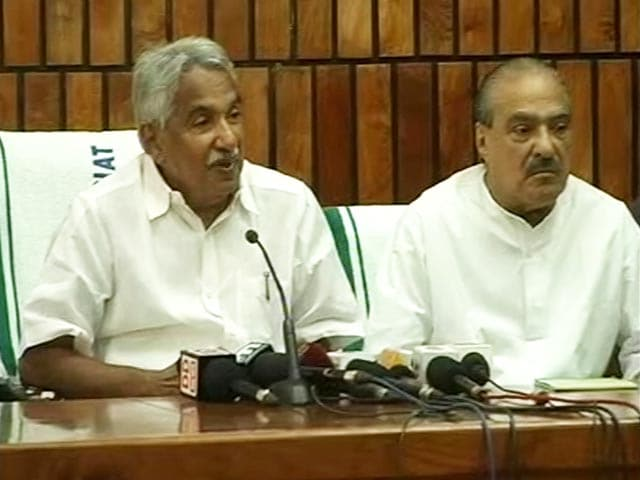 Video : Kerala By-Election Proves My No-Alcohol Policy Wins, Says Chief Minister Oommen Chandy