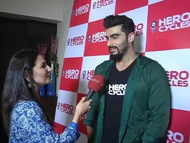 Video : Arjun on His Bromance with Ranveer and Turning 30