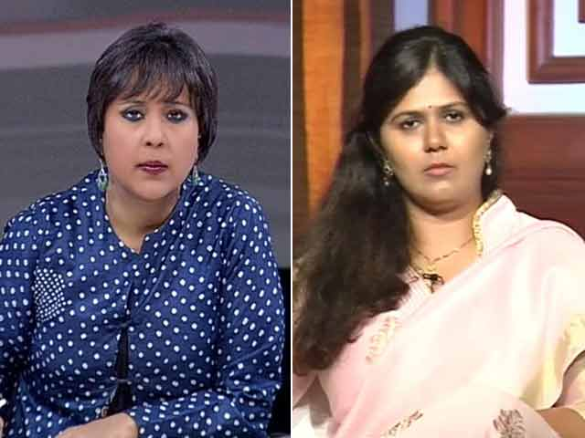 Video : 'Chief Minister Backs Me, Will Resign If He Asks Me To': Pankaja Munde To NDTV