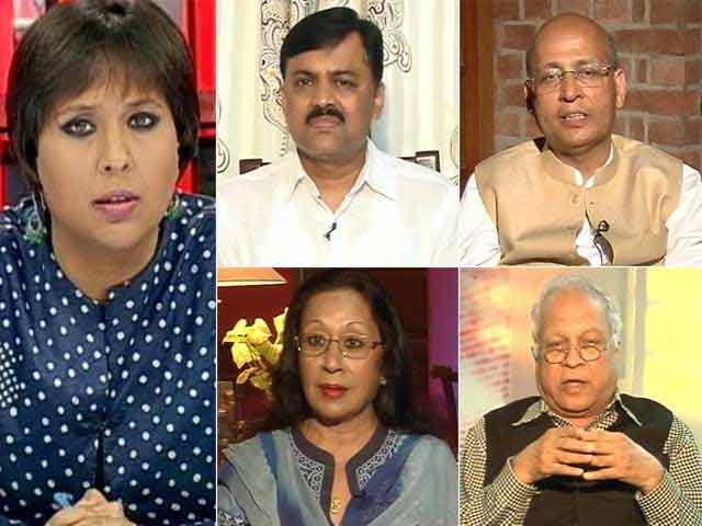 Video : Sushma Under Lalit-Fire Again: 'Quit' Pro Quo?