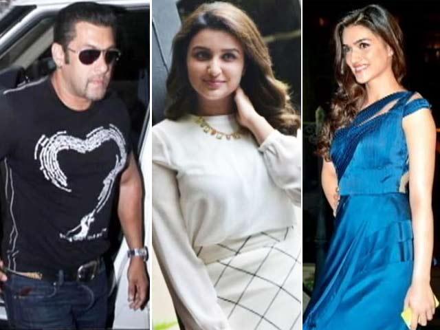 Video : Parineeti or Kriti? Who to Star in <i>Sultan</i>?