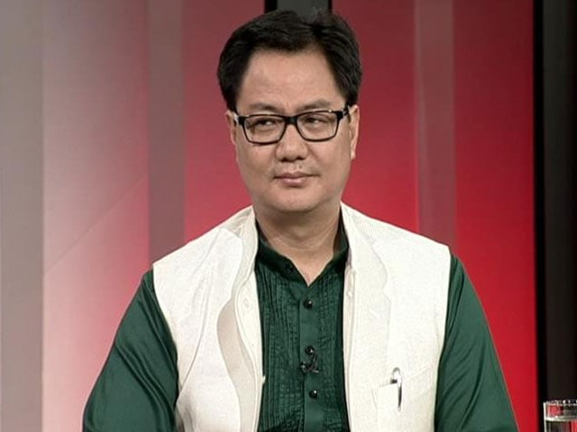 Video : I'm a Humble Person, Don't Want to Inconvenience People: Kiren Rijiju on Row Over Delayed Flight