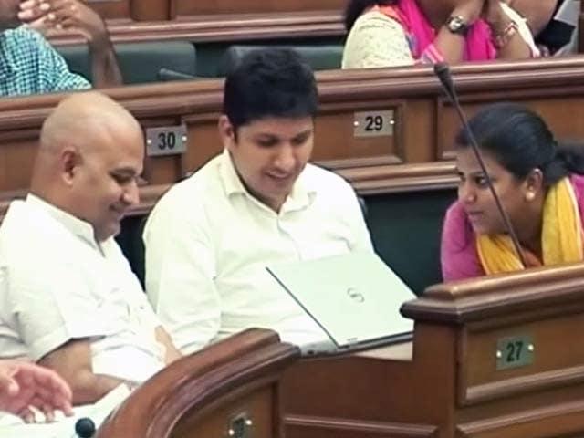 Videos : प्राइम टाइम इंट्रो : वेतन बढ़वाना चाहते हैं AAP विधायक