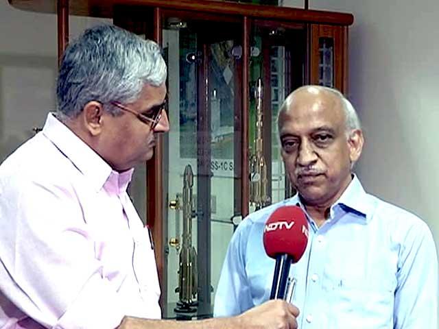 Videos : पड़ोसी देशों को भारत का उपहार होगा सार्क सैटेलाइट : इसरो अध्यक्ष