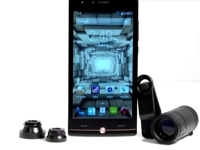 Videos : सेल गुरु : iBall लाया तीन लेंस वाला स्मार्टफोन
