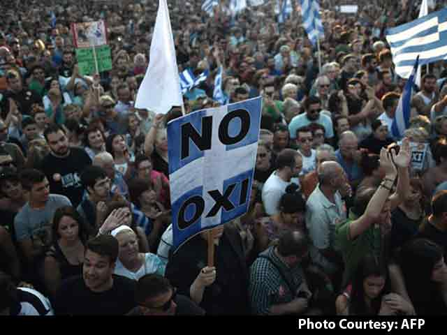 Video : Greece Set to Vote in Crucial Referendum