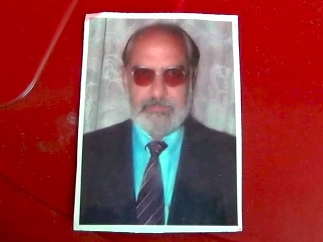 Video : Dean of College Linked to Vyapam Scam Found Dead in Delhi